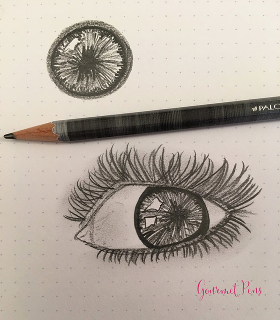 Review @Palomino Blackwing 1138 Limited Edition Pencil @BureauDirect (19)