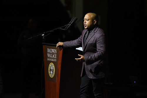 Daymond John, Boesel Business Lecture