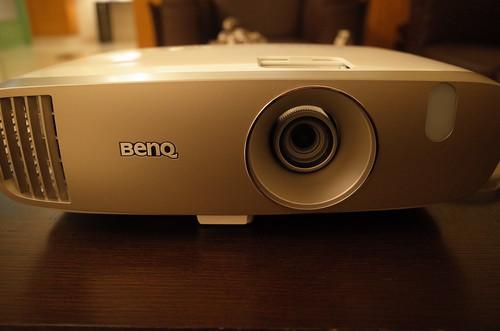 BenQ DLP Projector HT3050 07