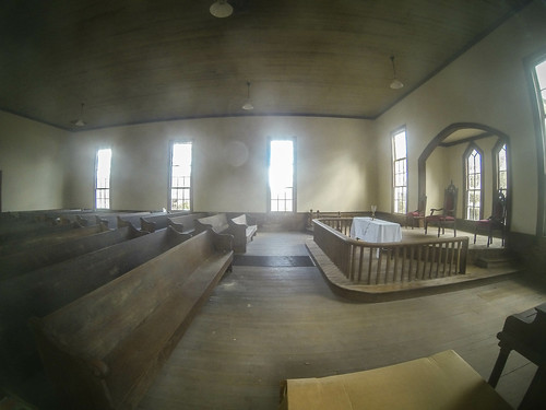 Ruff Chapel Interior-002