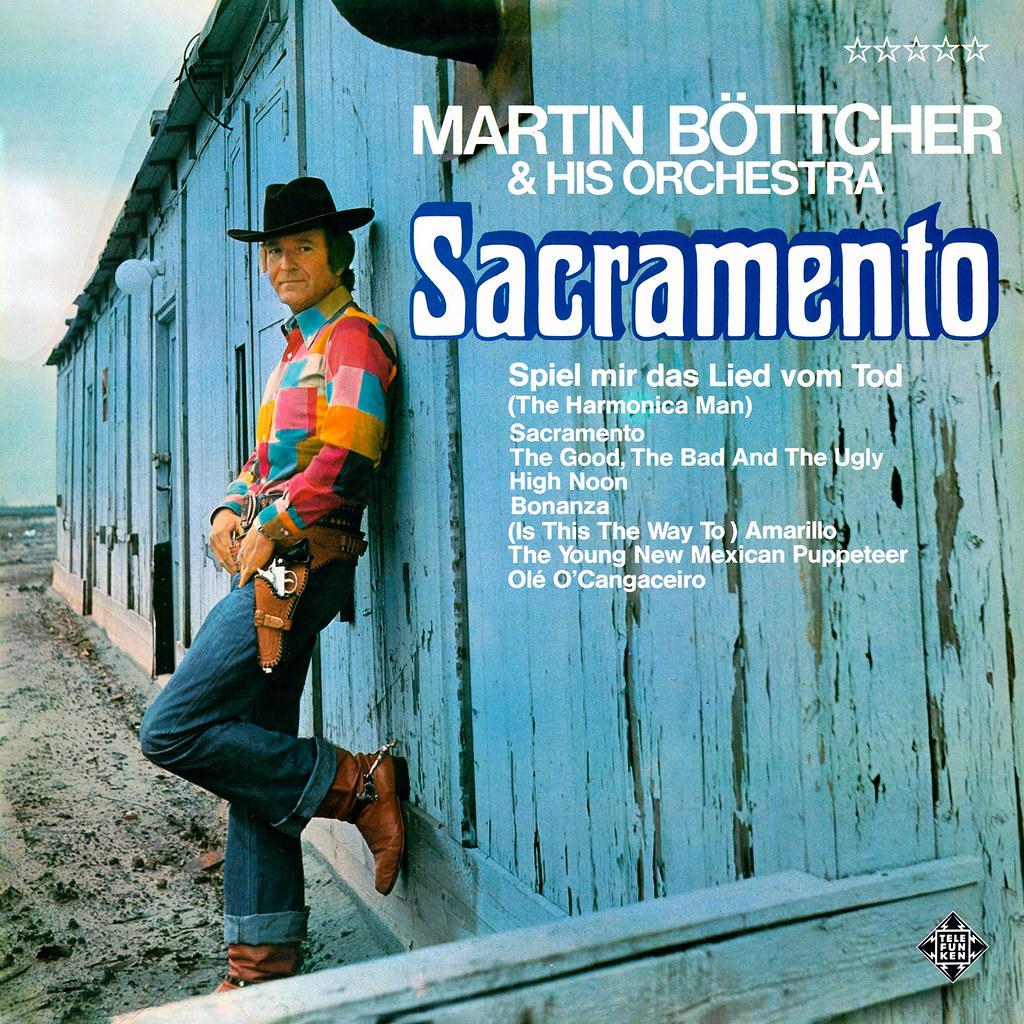 Martin Böttcher - The Score
