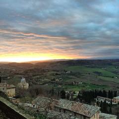 #visioni #montepulciano #tramonto #panorama #landscape