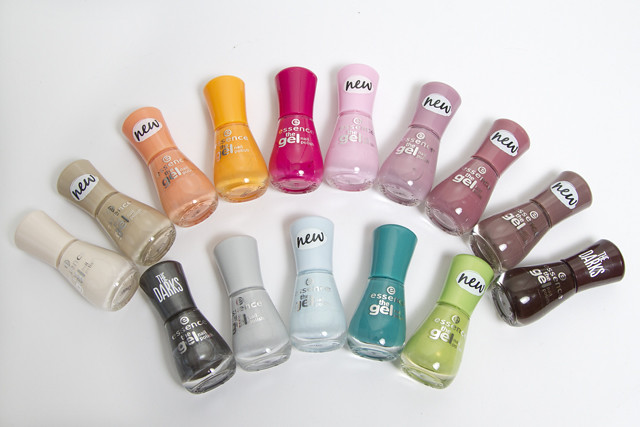 essence update Februar 2016 - Teil VI: nails 1.