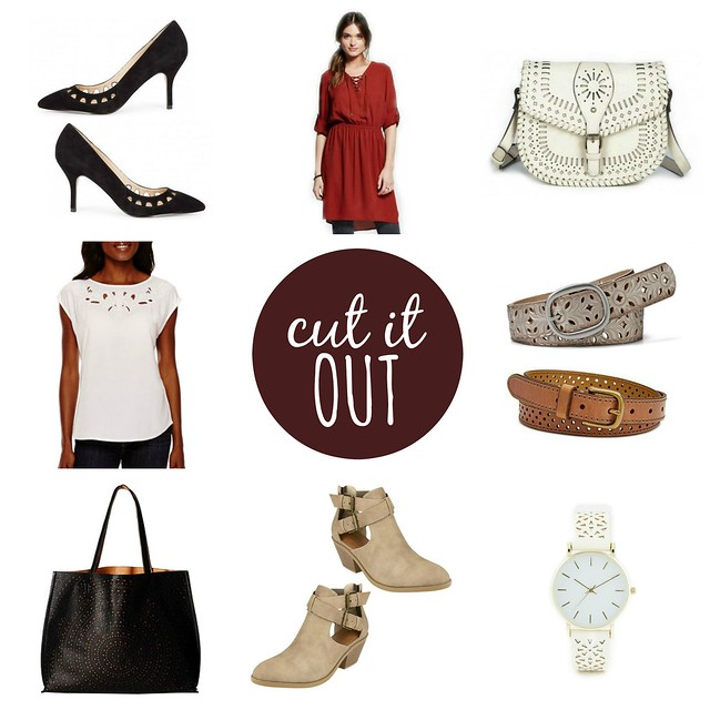 on trend cutouts Style On Target