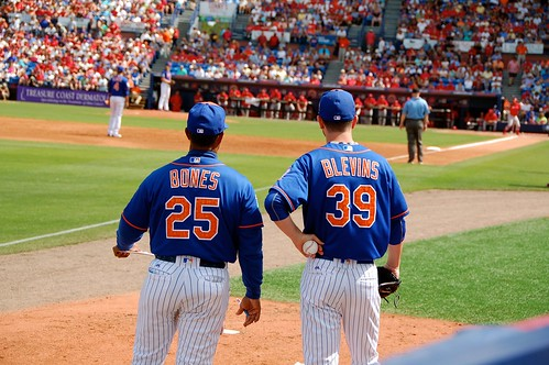 Ricky Bones and Jerry Blevins