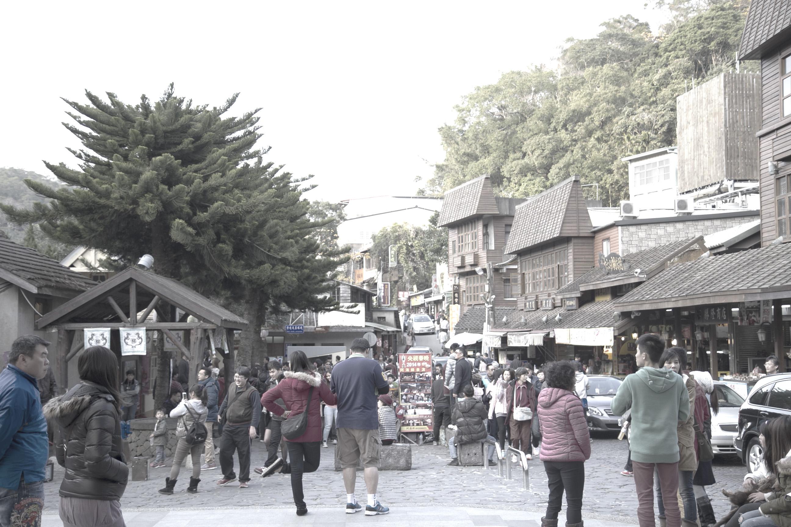 ShengxingRailwayStationstreet