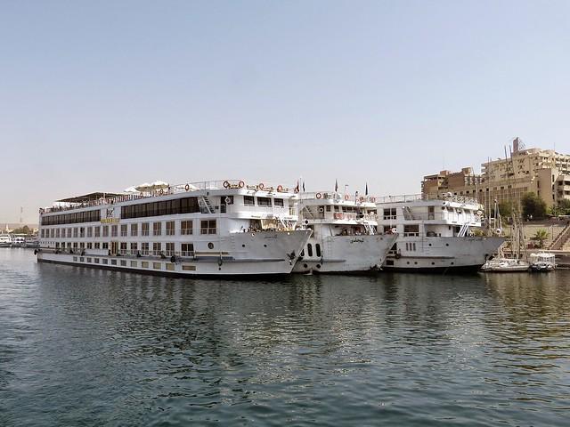 2015 Ägypten - Schiff