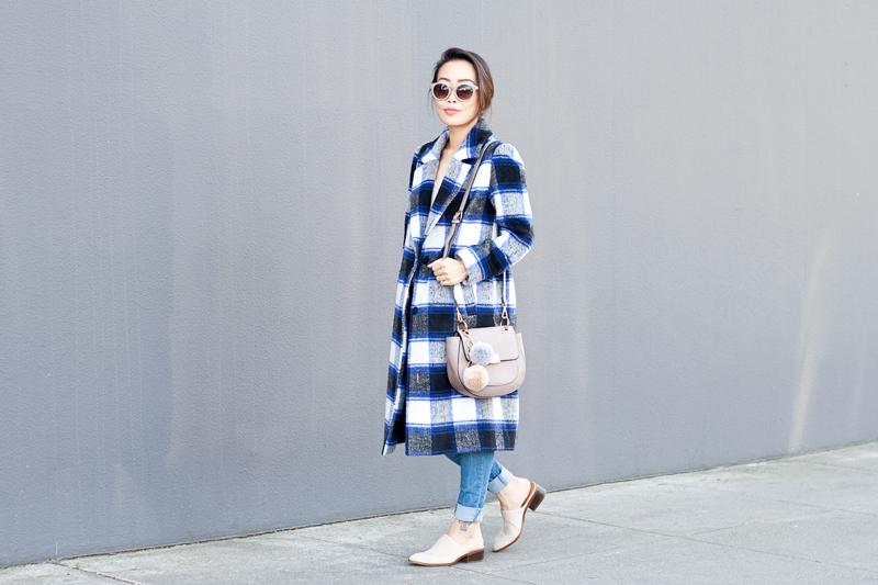 02plaid-checkers-coat-denim-mules-pompoms-sf-style-fashion