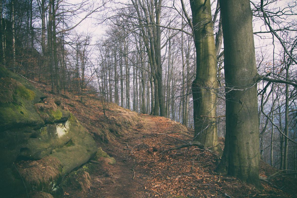Der Obere Fremdenweg