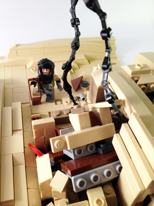 [MOC] [PHOTOSTORY] The sands of Klatooine  Chapter 1: First catch of the day [pic Heavy] 25395784000_62fc702590_c