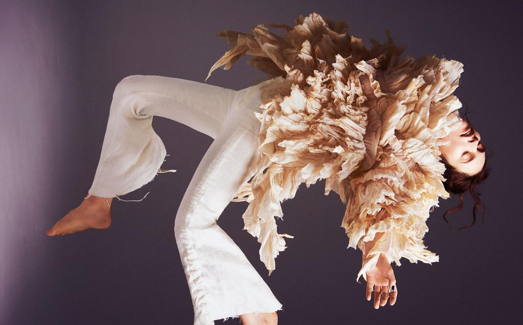 Лили Джеймс — Фотосессия для «Glamour» UK 2016 – 2
