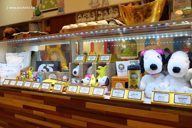 25423822501 67fddc0560 z - 【台中西屯】查理布朗咖啡.Charlie Brown Cafe:位於秋紅谷正對面鄰近朝馬車站,環境很漂亮也很好拍,餐點可愛觀賞性大於美味性