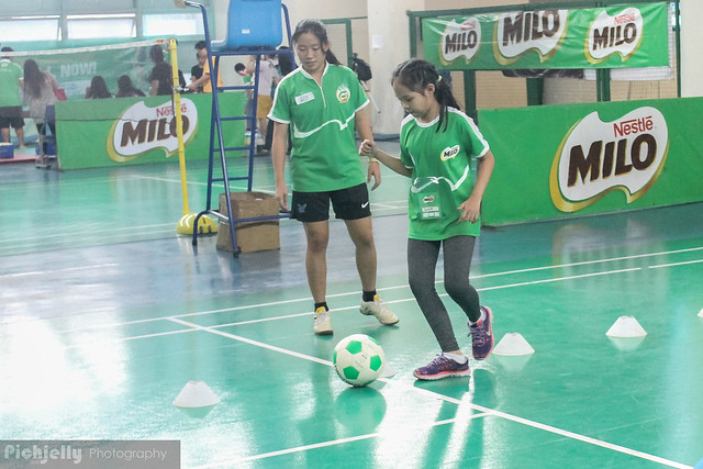 Drop the Gadget and get your Kids Moving this Summer | Milo Summer Sports Clinic