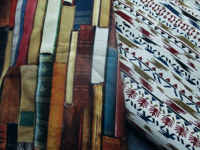 fabrics from Albert Cuyp market