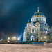 Church in Kronstadt/ Морской Никольский собор by Alexndr.Sokolov