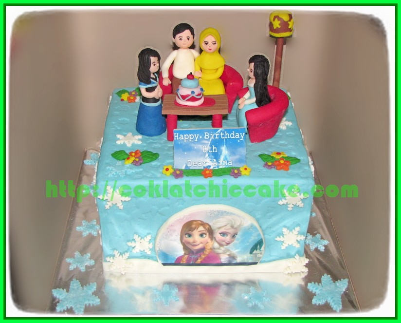 Cake Family Frozen