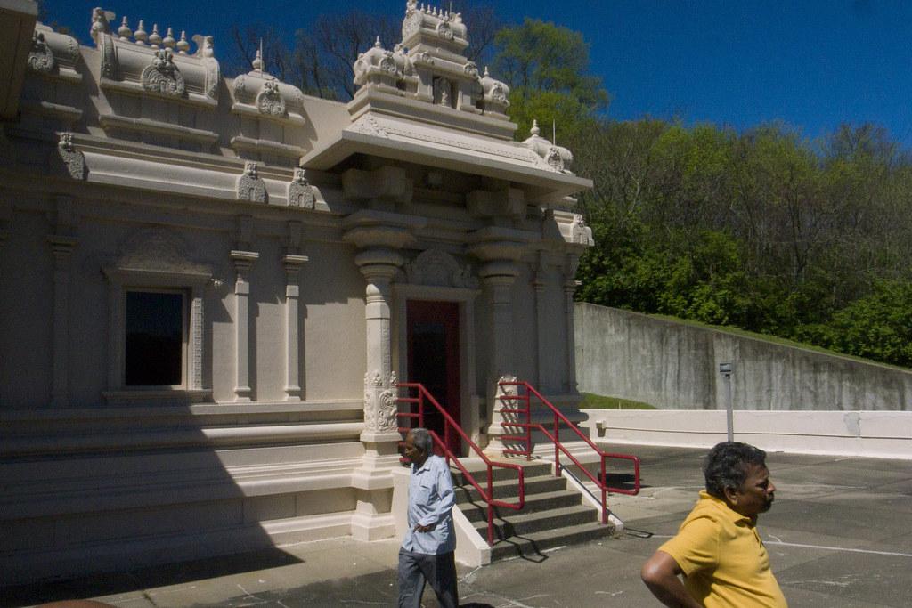 hindu temple in Tennessee   Patrick J  Redmond   Flickr