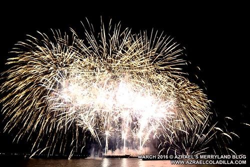 France @ Pyromusical 2016 SM MOA