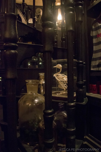 Borgin and Burkes Shop