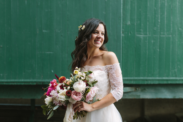 Celine Kim Photography AM Airship 37 distillery district romantic summer wedding-48
