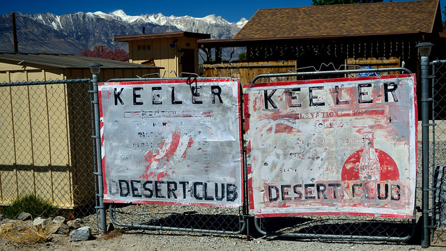 Keeler Desert Club
