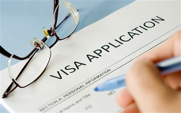 Visiting Visa Rates