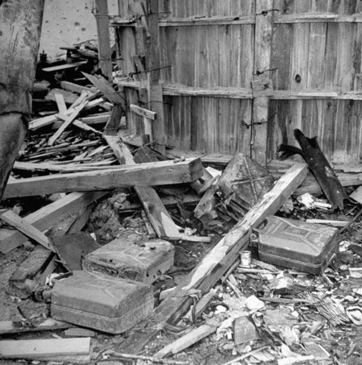 獨裁者之葬身地 希特勒的地下室18