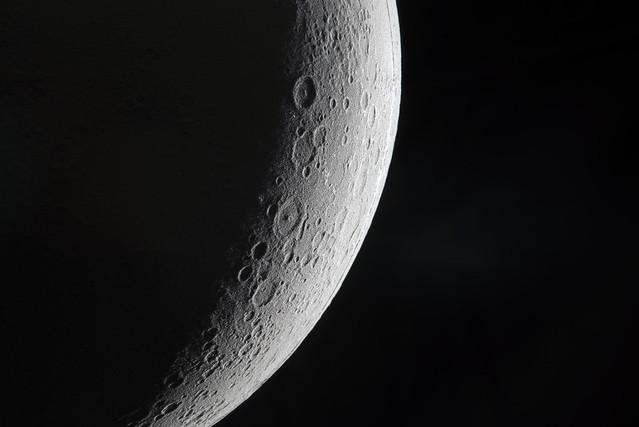 Petavius crater