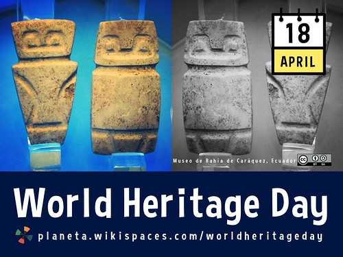 World Heritage Day is April 18