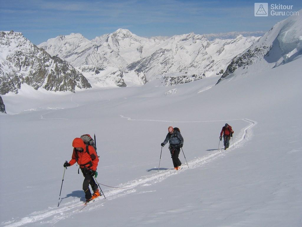 Strahlhorn Walliser Alpen / Alpes valaisannes Schweiz foto 11