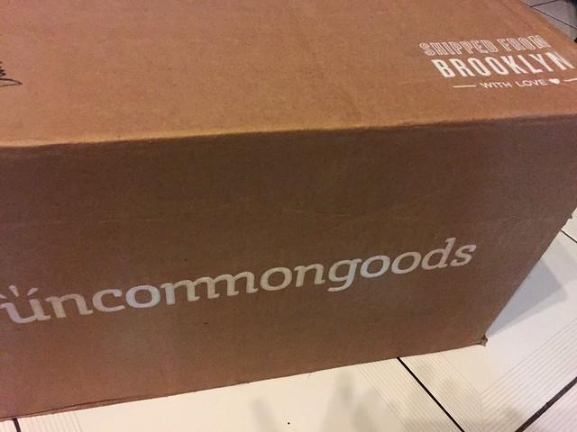UncommonGoods Shipping Box