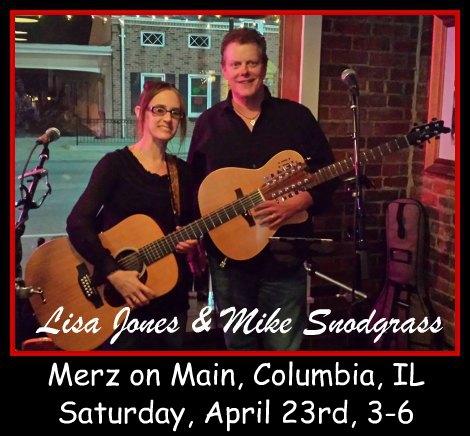 Lisa Jones & Mike Snodgrass 4-23-16