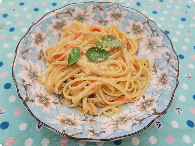 160421 番茄羅勒義大利扁麵-03