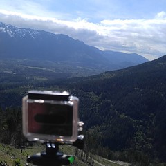 @gopro #timelapse in the making. #cduncanphoto #anotherdayattheoffice #north #mountain #darrington #Washington #pnw www.cduncanphoto.com