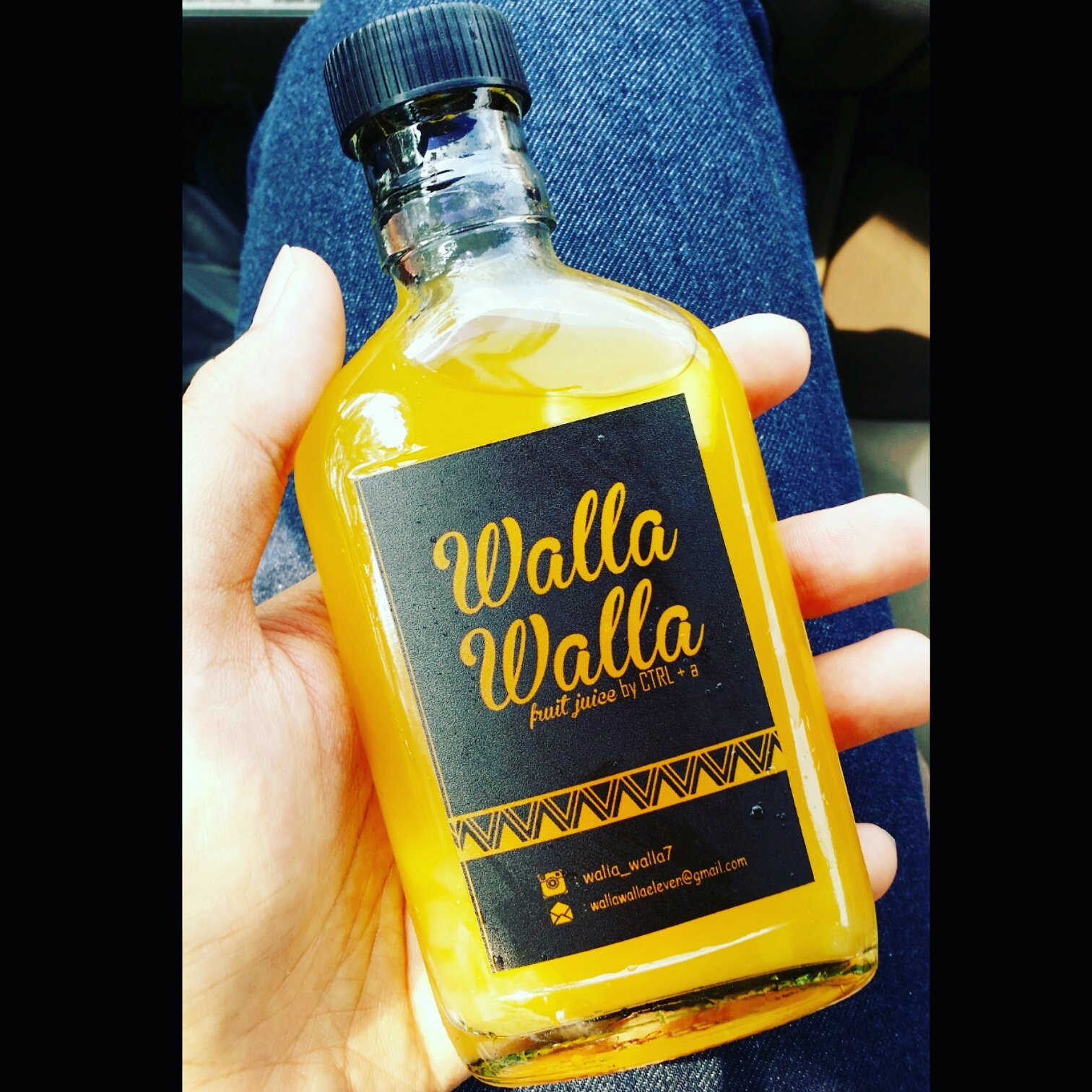 #wallawalla #lemon #fruitjuice by #CTRL+a at #foodmania2016 #petalingjaya #malaysia