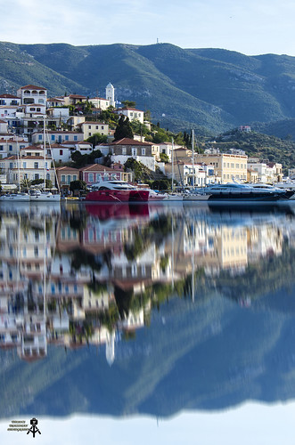 Another view of Poros island