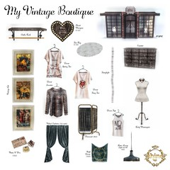 shine by [ZD] My Vintage Boutique - Gacha Poster
