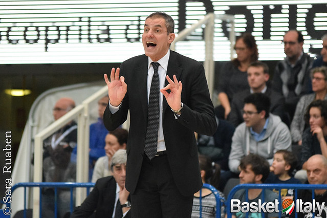 Basketitaly.it Coach Sandro Dell'Agnello
