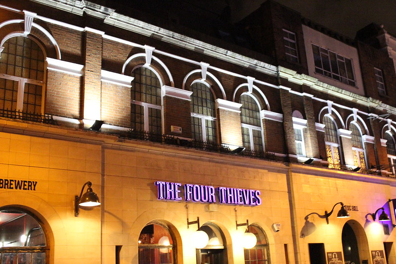 The Four Thieves