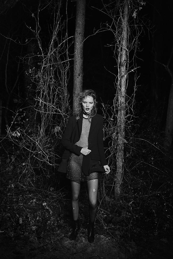 Фрея Беха Эриксен — Фотосессия для «Vogue» IT 2016 – 6