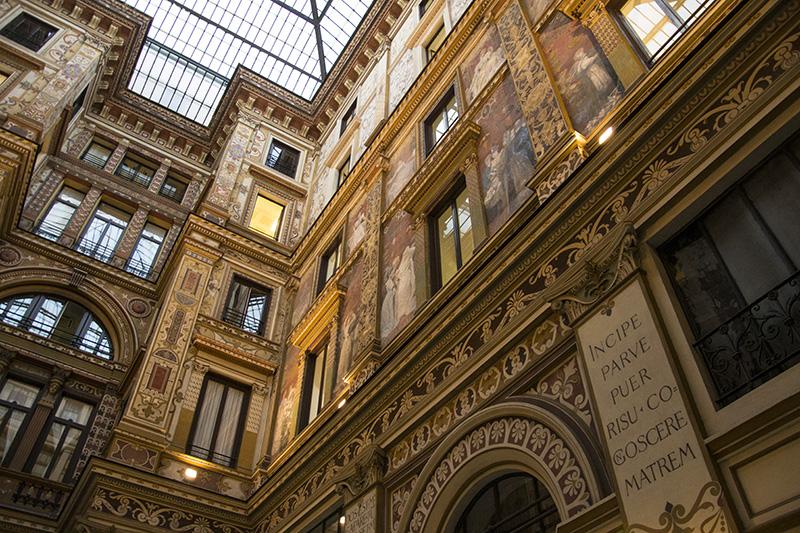 Rome Galleria Sciarra