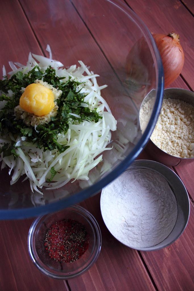 Fiyazis | Onion Bhajis