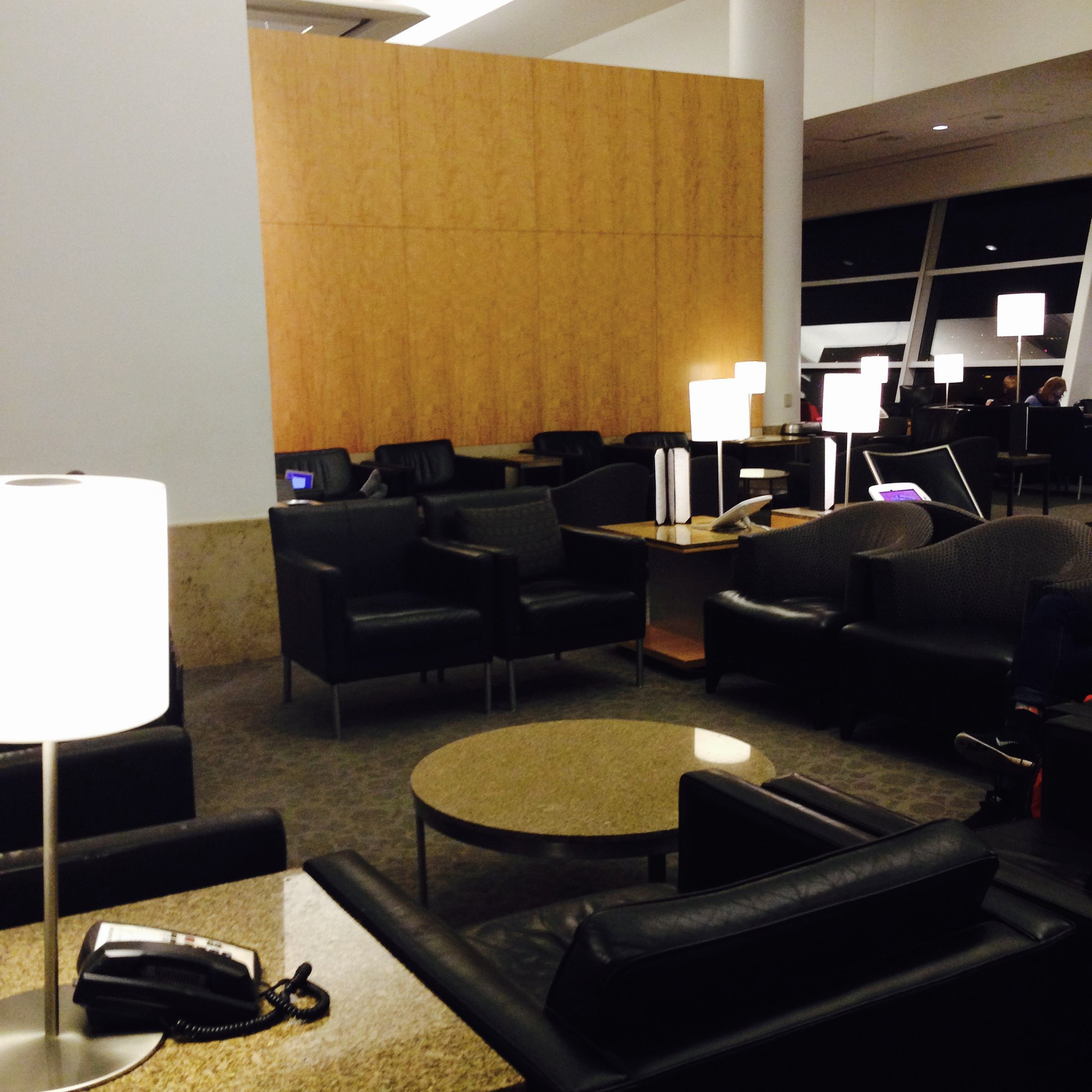 Dallas DFW D Terminal Admirals Club