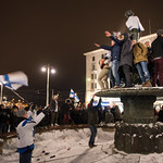 Finland is the World Junior Champion of Hockey