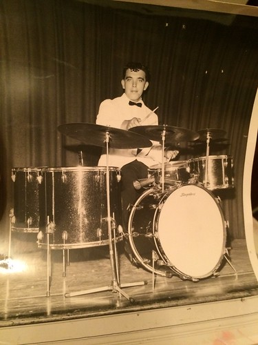 Uncle Kenny in Markham Quartet (circa 60's)