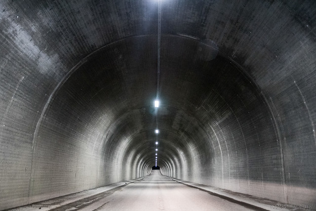 Oliver - We are the light in the tunnel