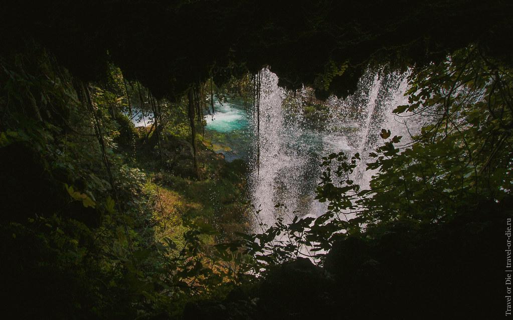Düden Waterfalls, Antalya / Верхний Дюден, Анталия