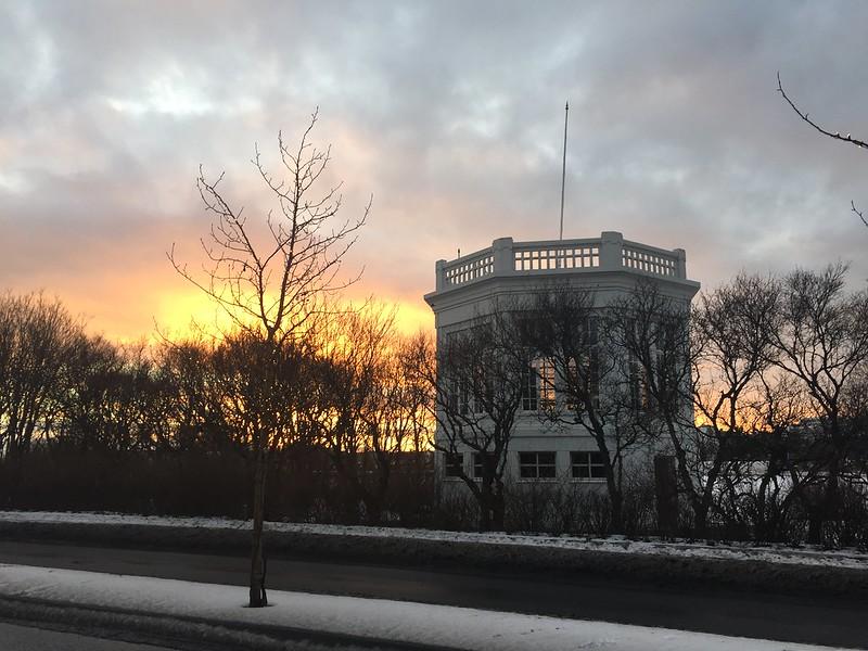 19/01 Reykjavik