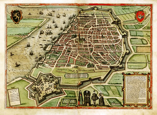 Braun_Hogenberg_1572_Civitates_Orbis_Terrarum_Antwerp_Belgium_map