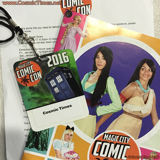 Magic City Comic Con 2016
